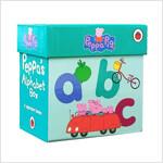 페파피그 알파벳 보드북 세트 Peppa Pig : Peppa's Alphabet Box Set (Boardbook 8권)