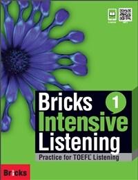 Bricks Intensive Listening 1 : Practice for TOEFL Listening (Student book + Workbook + E.CODE)