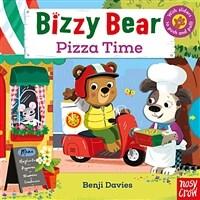 Bizzy Bear: Pizza Time (Board Book)