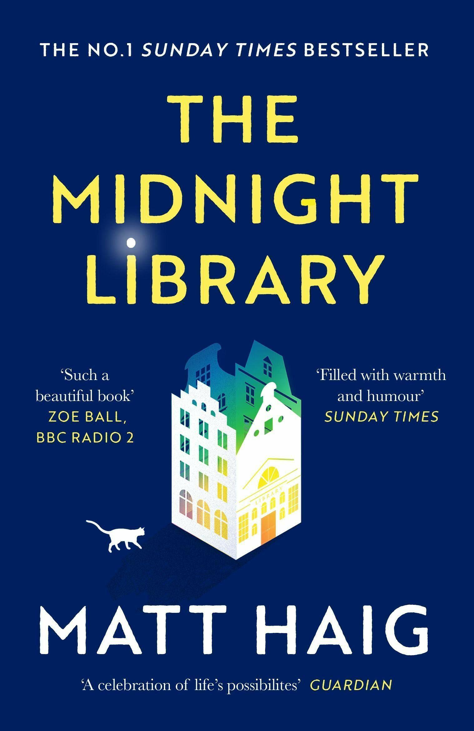 The Midnight Library (Paperback, Main)