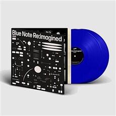 [수입] Blue Note Re:imagined [Blue Colour 2LP, Gatefold, Limited Edition]