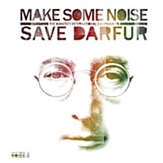 [수입] John Lennon - Make Some Noise: The Amnesty International Campaign To Save Darfur [Deluxe Edition][2CD 디지팩]