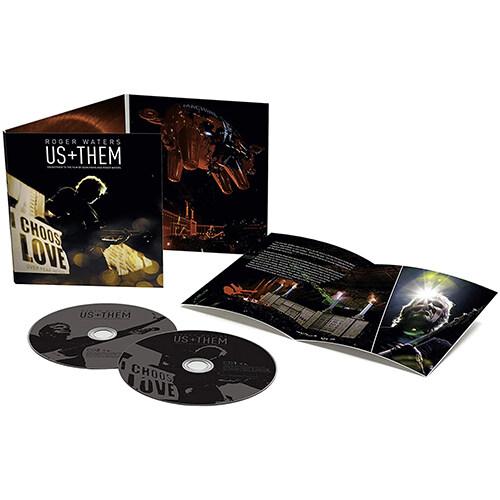 [수입] Roger Waters - Us + Them [2CD]