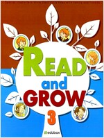 Read and Grow 3 (Audio CD, Workbook 포함)