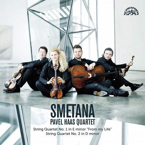 [중고] [수입] 스메타나 : 현악사중주 1번 '내 삶으로부터' & 2번 [180g LP]