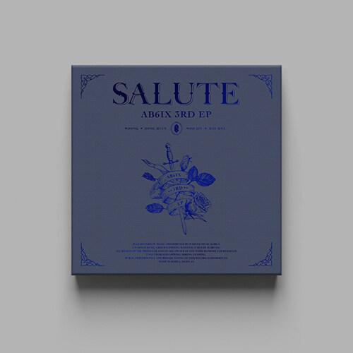 AB6IX(에이비식스) - 3RD EP [SALUTE] [ROYAL Ver.]