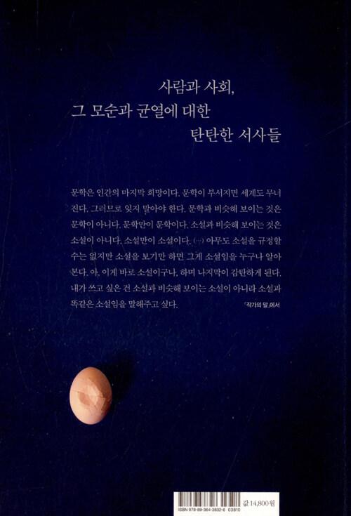 당신은 지나갈 수 없다 : 손홍규 소설집
