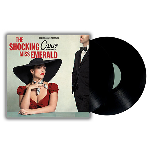 [수입] Caro Emerald - The Shocking Miss Emerald [180g 2LP]