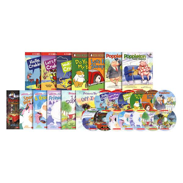 스콜라스틱 에이콘 Acorn 시리즈 13종 세트 (Book + CD)