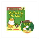 Hello, Hedgehog! #1: Do You Like My Bike? (Book + CD)
