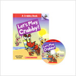 A Crabby Book #2: Let's Play, Crabby! (Book + CD)