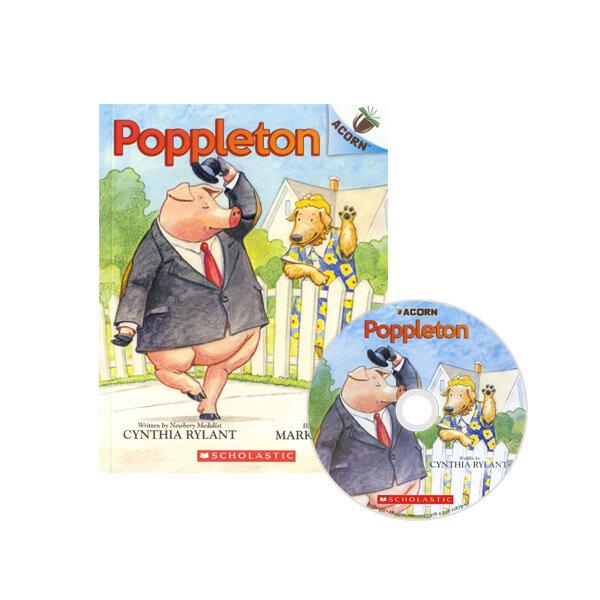 Poppleton #1: Poppleton (Book + CD)