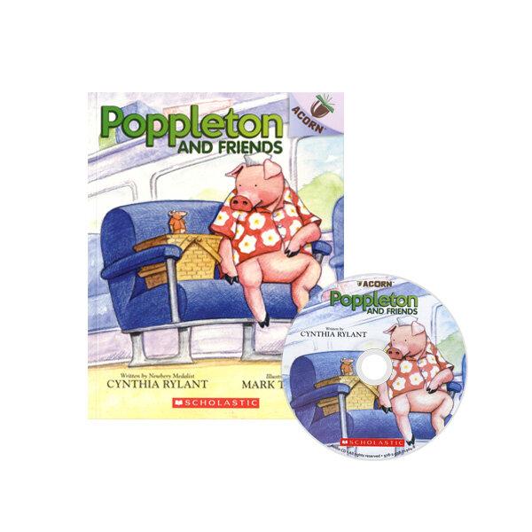 Poppleton #2: Poppleton and Friends (Book + CD)