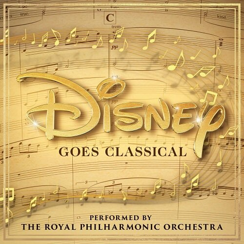 [수입] Royal Philharmonic Orchestra - Disney Goes Classical