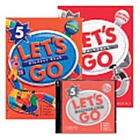 Lets Go 5 Set (Student Book with CD-Rom + Workbook + Audio CD, 2nd Edition)