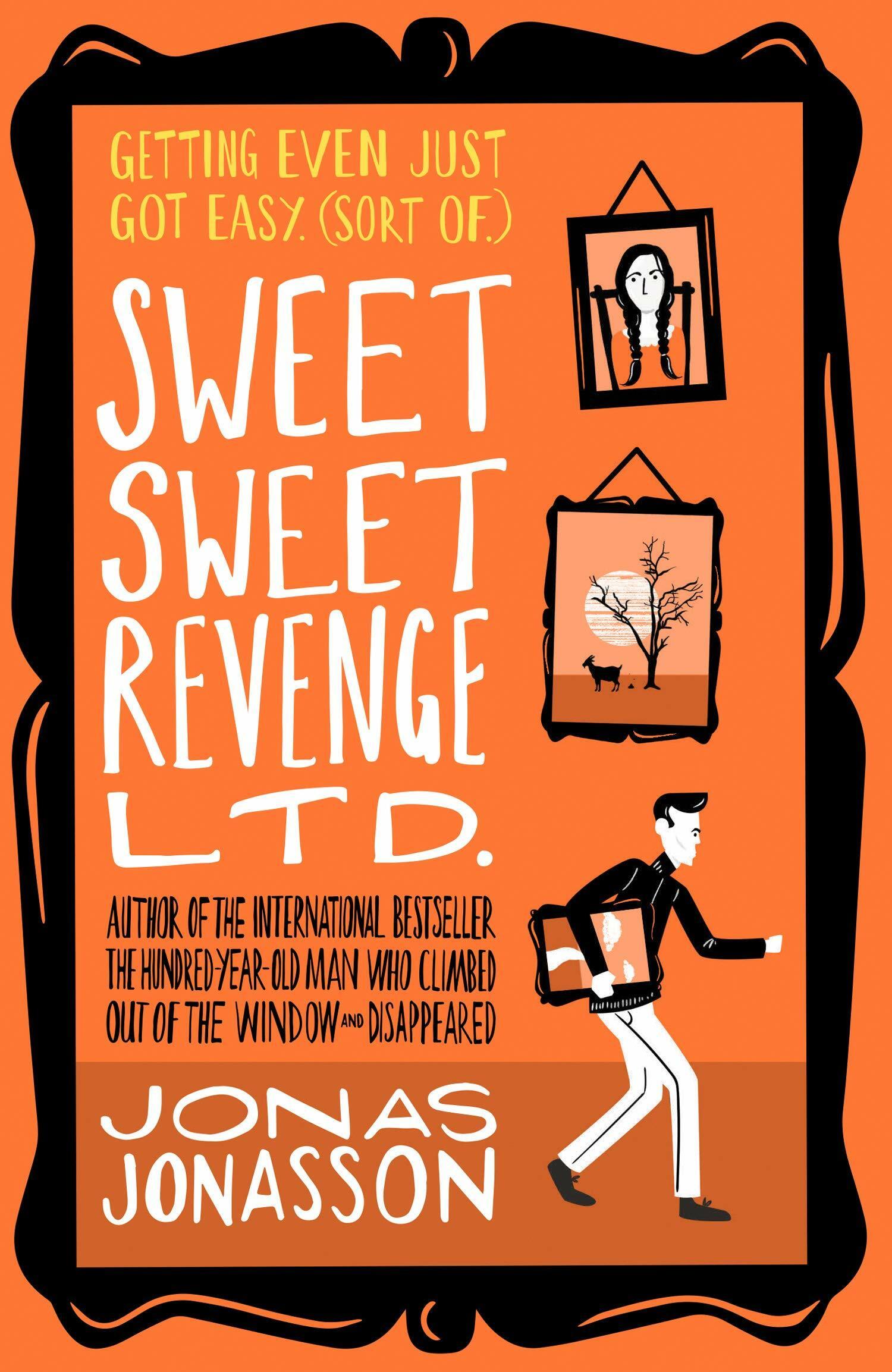Sweet Sweet Revenge Ltd. (Paperback)