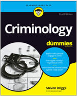 Criminology for Dummies (Paperback, 2nd Edition)