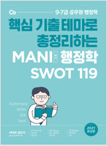 2021 MANI 행정학 핵심테마 SWOT 119