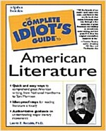 The Complete Idiot's Guide to American Literature (Paperback)