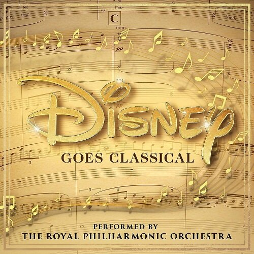 [수입] Royal Philharmonic Orchestra - Disney Goes Classical [LP]