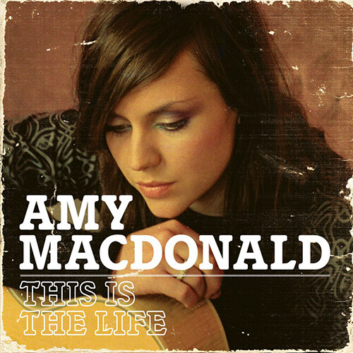 [수입] Amy Macdonald - This Is The Life [180g LP]