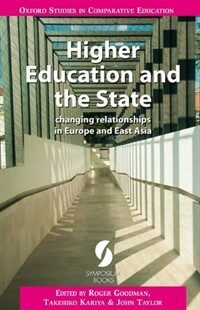 Higher education and the state : changing relationships in Europe and East Asia