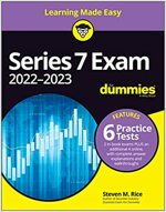 Series 7 Exam 2022-2023 for Dummies with Online Practice Tests (Paperback, 5th Edition)