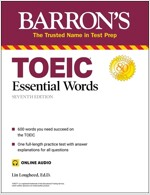 Toeic Essential Words (with Online Audio) (Paperback, 7)