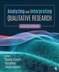 Analyzing and interpreting qualitative research : after the interview / First Edition