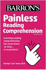 Painless Reading Comprehension (Paperback, 4)