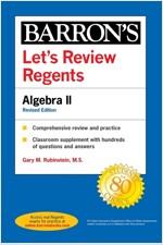 Let's Review Regents: Algebra II Revised Edition (Paperback)