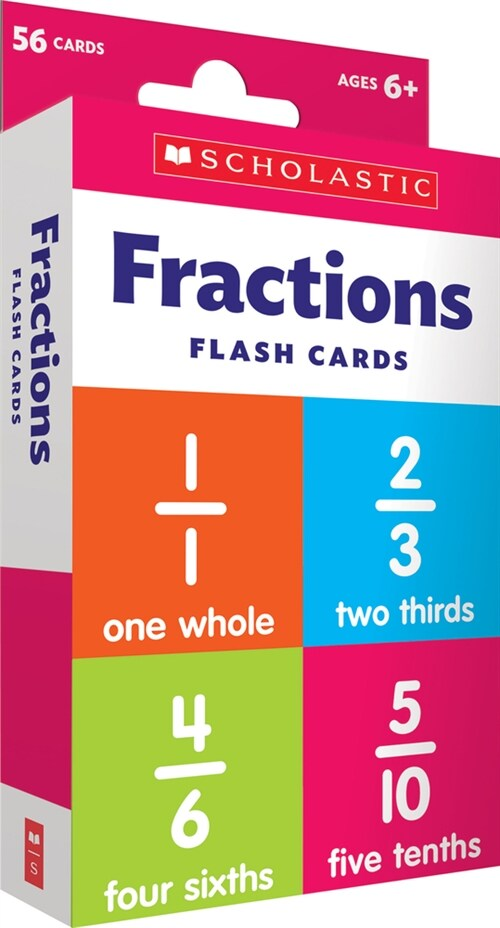 Flash Cards: Fractions (Other)