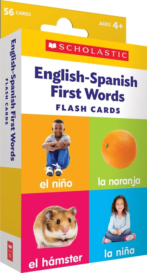 Flash Cards: English-Spanish First Words (Other)