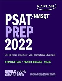 Psat/NMSQT Prep 2022: 2 Practice Tests + Proven Strategies + Online (Paperback)