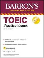 Toeic Practice Exams (with Online Audio) (Paperback, 5)