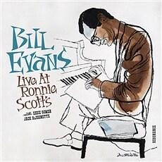 [수입] Bill Evans - Live At Ronnie Scott's [180g 2LP]