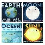 Sun Earth Moon Ocean (Paperback 4권)