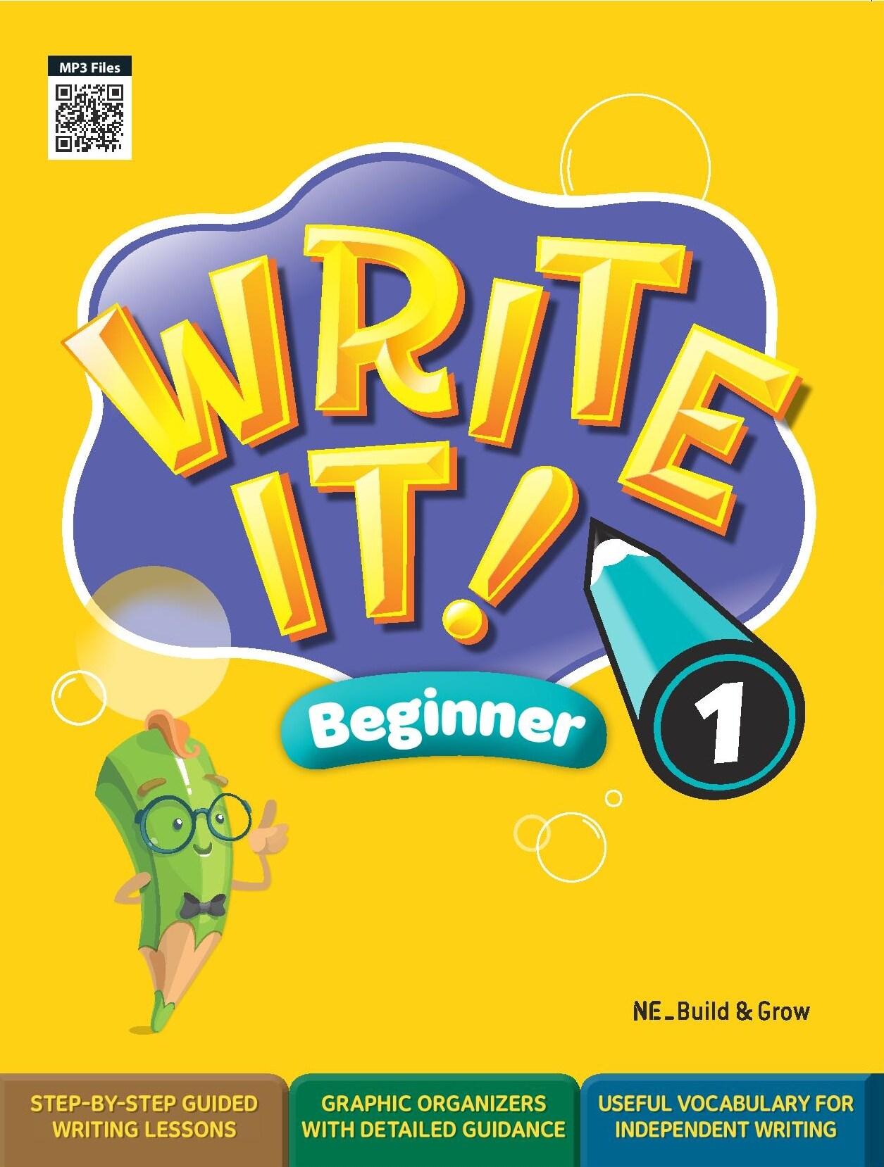 Write It! Beginner 1 (Student Book + Workbook)