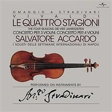 [수입] 비발디 : 사계 & 바이올린 협주곡 [180g LP]