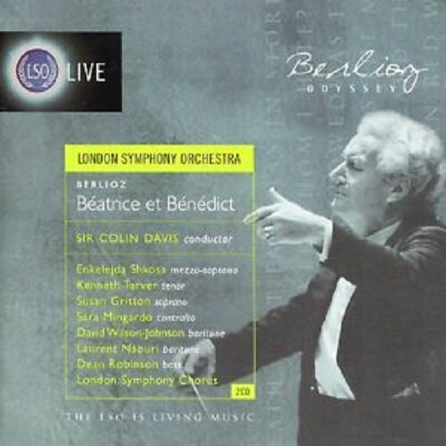 [수입] 베를리오즈 : 베아트리체와 베네딕트 [2CD]