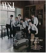 The Wall Street Journal USA (월간): 2020년 11월 BTS 방탄소년단 커버(단체)