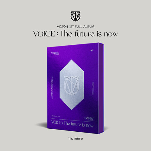 [중고] 빅톤 - 정규 1집 VOICE : The future is now [The future Ver.]