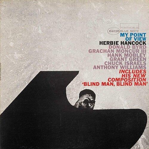 [중고] [수입] Herbie Hancock - My Point Of View [180g LP Gatefold]
