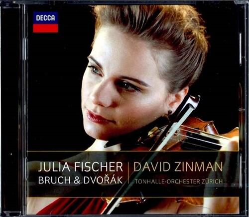[수입] 브루흐 & 드보르작 : 바이올린 협주곡