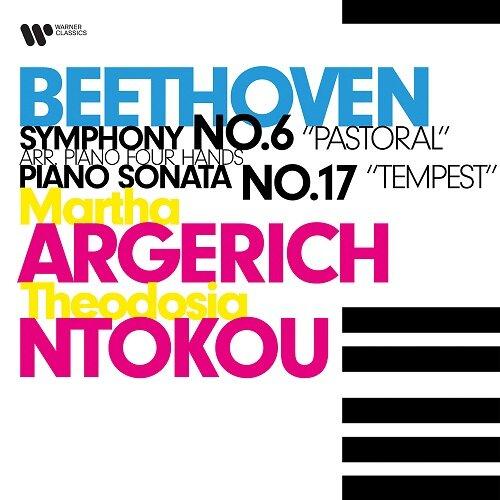 [수입] 베토벤: 교향곡 6번 & 피아노 소나타 17번 템페스트 [디지팩]