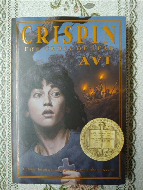 [중고] The Cross of Lead (Paperback)