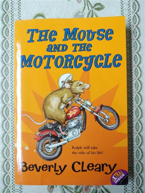 [중고] The Mouse and the Motorcycle (Paperback)