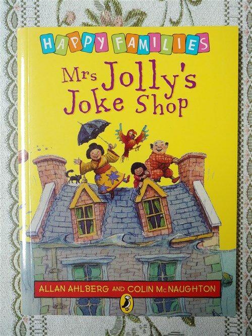 [중고] Mrs Jolly's Joke Shop (Paperback)