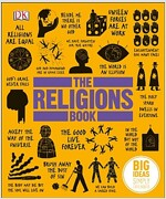 The Religions Book : Big Ideas Simply Explained (Hardcover)