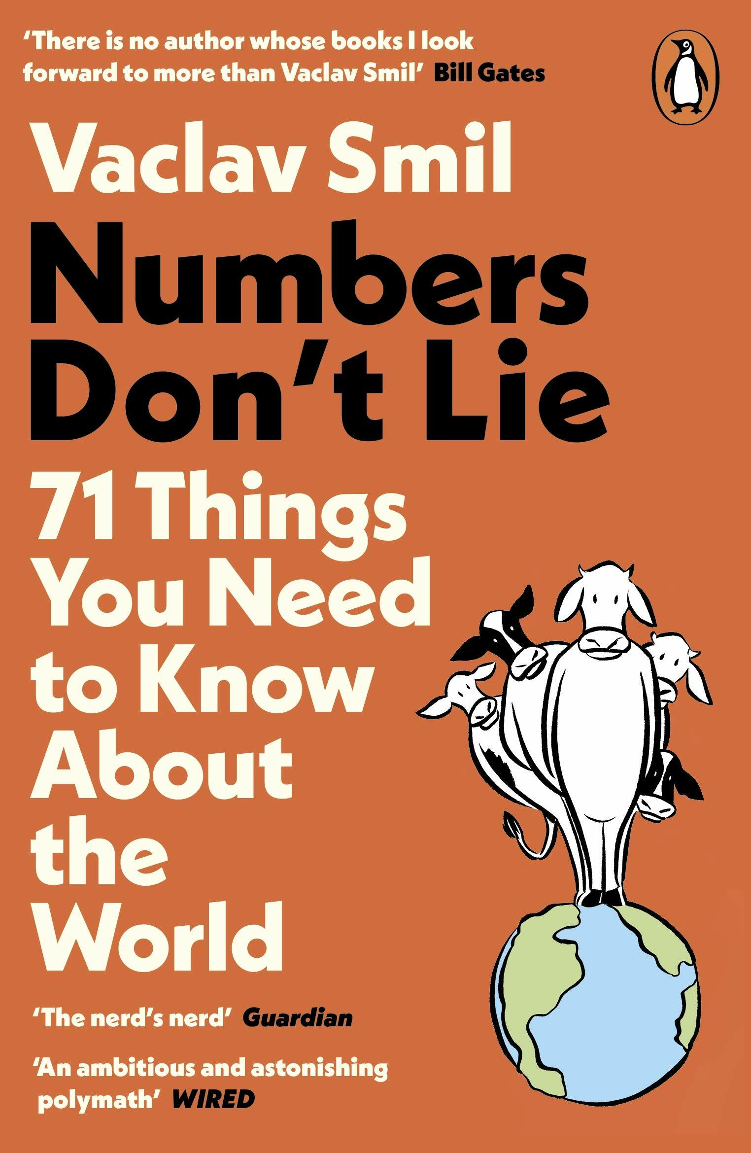 Numbers Dont Lie : 71 Things You Need to Know About the World (Paperback)